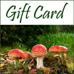 Grow Mushrooms Canada Gift Card